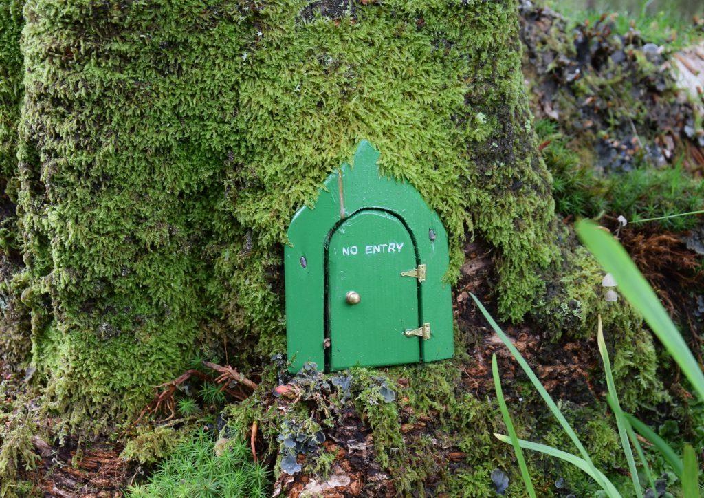 Another of An Ceardach's fairy doors - keep your eyes peeled for all seven. 50_c35anceardach11_fairy door