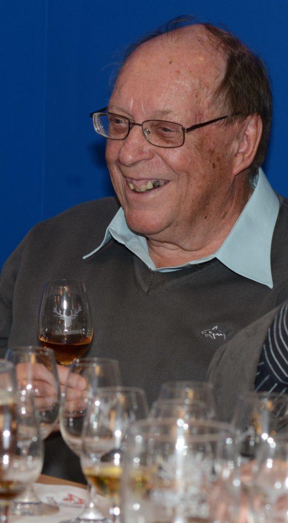 Campbeltown Community Council chairman Alan Baker.25_c41whisky10_CCC_chairman_Alan_Baker