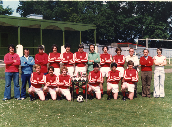 SAFL seventh division champions in 1977/78.