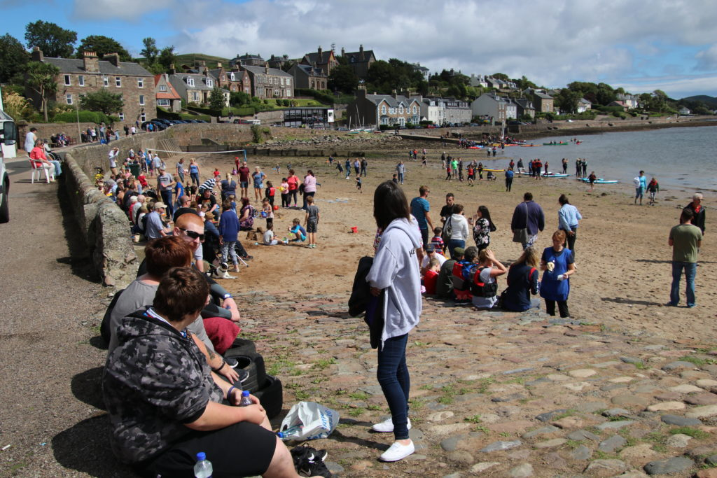 A flashback to last year's fun at the first Campbeltown Community Regatta.