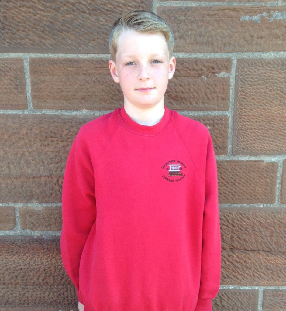 P7 French Prize winner, Sean West.