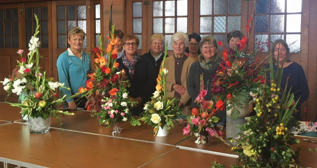 Campbeltown Flower Club is welcoming new visitors.