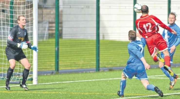Pupils go four it in pre-season friendly