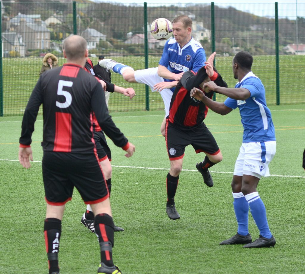 Bottom of the league Pupils smash Ferguslie
