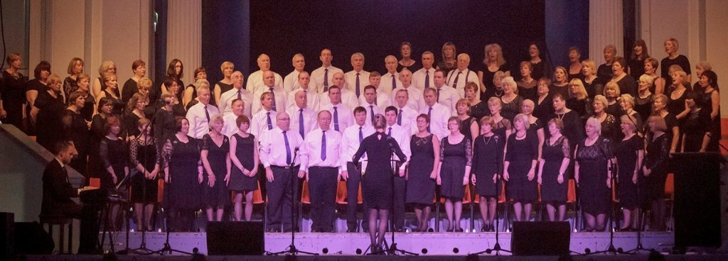 Agricultural choir mucks in for Campbeltown concert