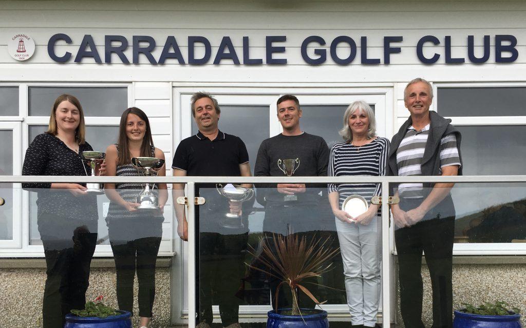 Golfer's record breaking dozen victories