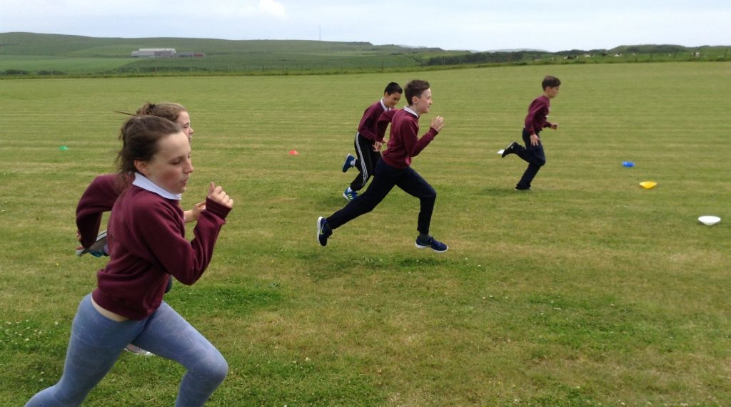 Southend's sports day success