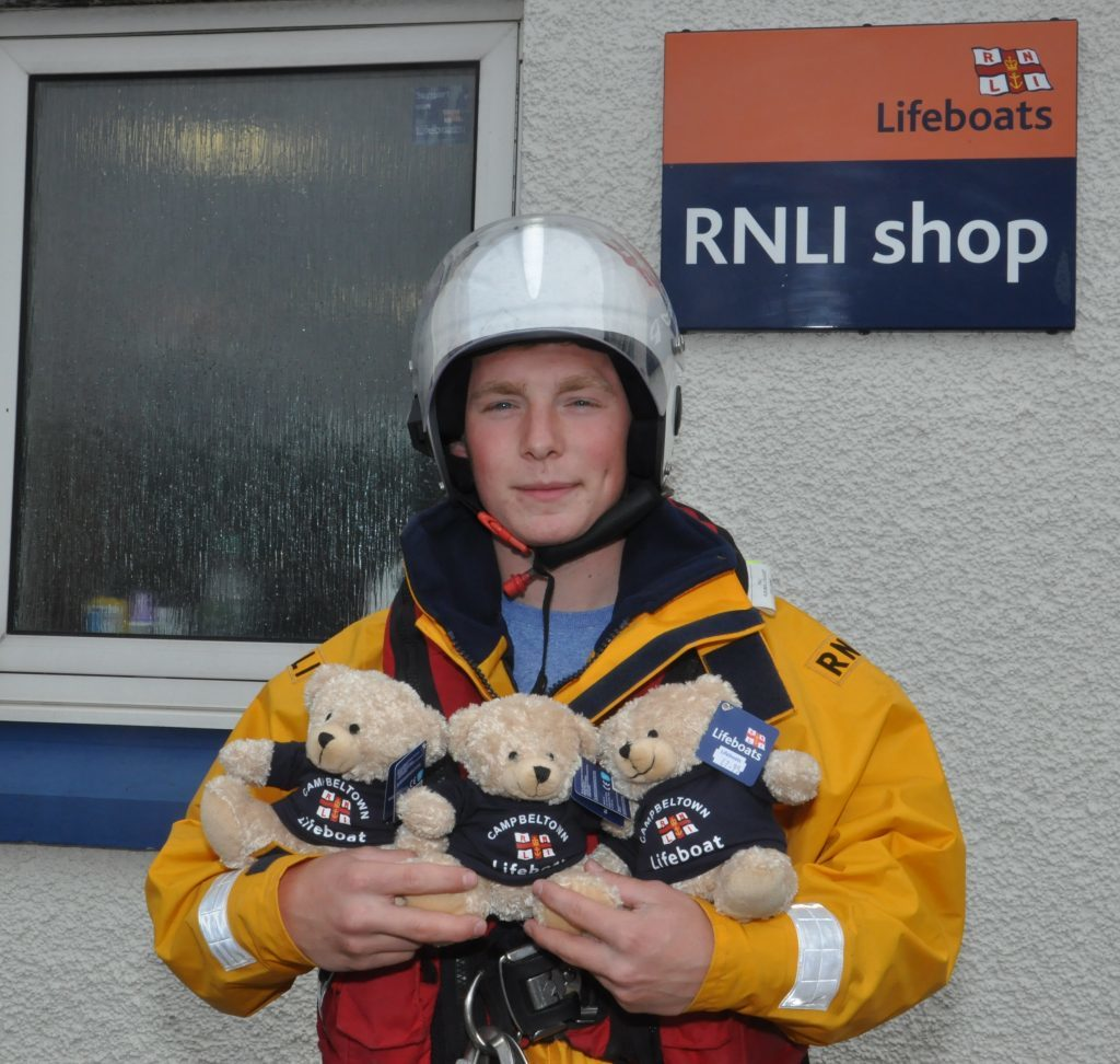 Campbeltown's life-saving teddies