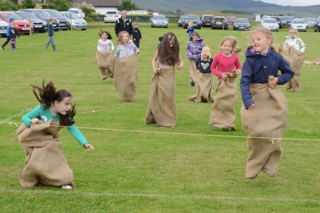 Southend stars create Highland games magic