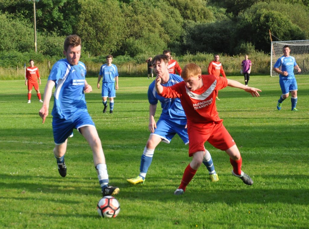 'Dale defeat Dookers in friendly fixture
