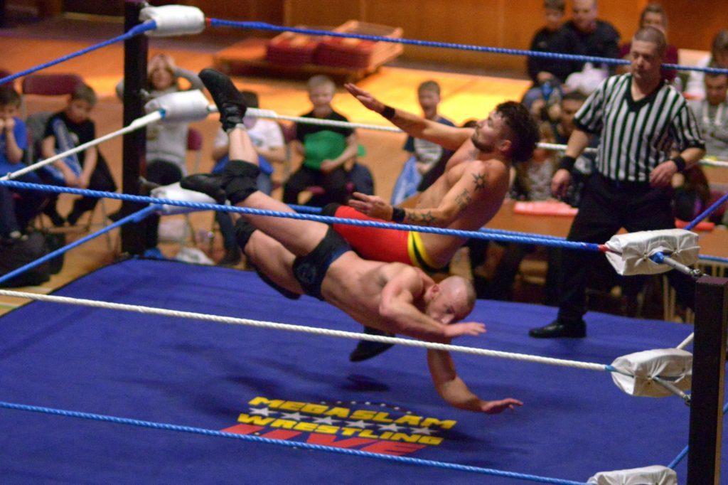 Clachan's wrestling fundraiser