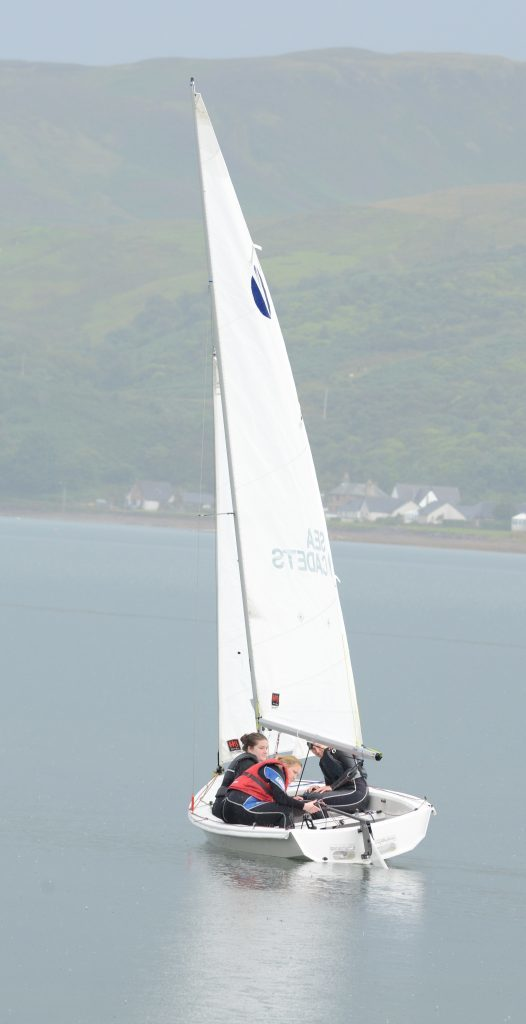 Leisure sailing lessons relaunched