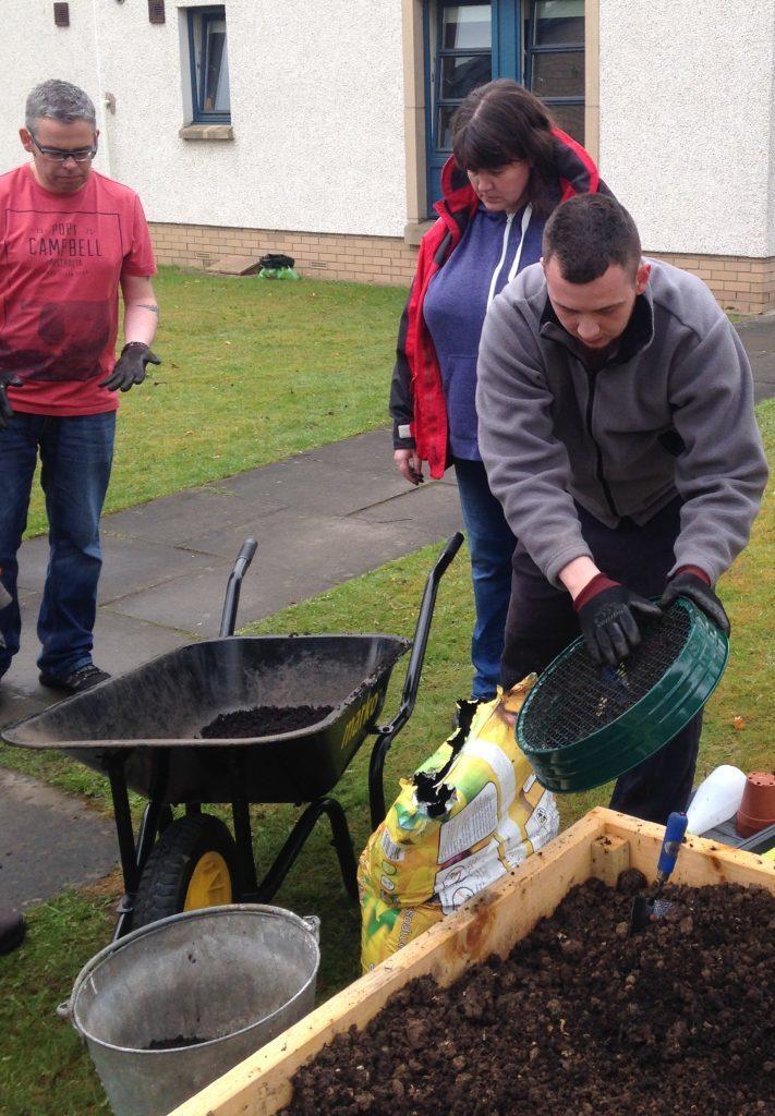 Glasgow garden project taps into Kintyre