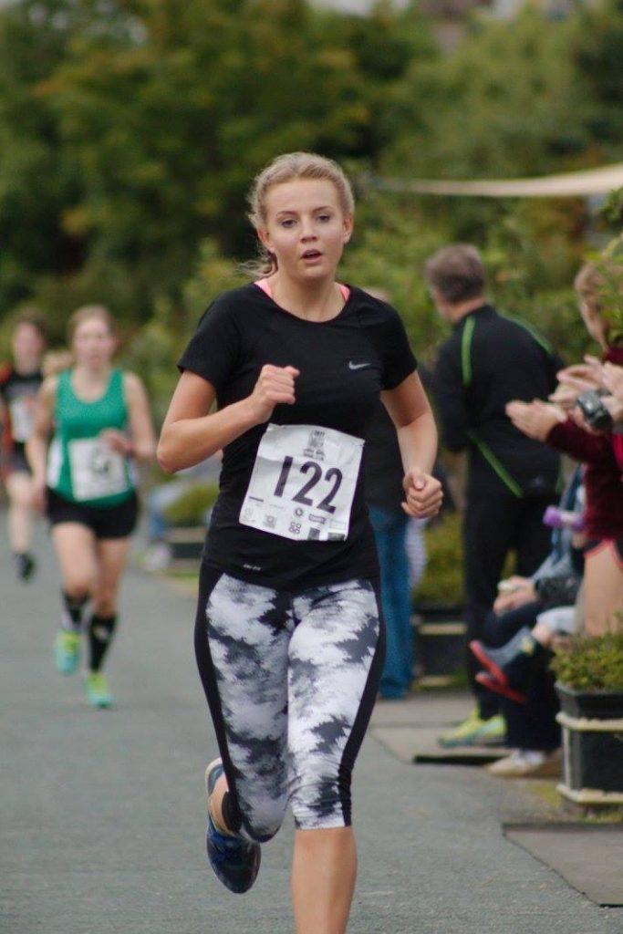 Athletic teenager's Tarbert triumph