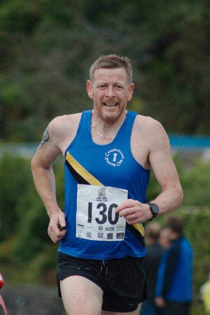 Tarbert hosts race runners