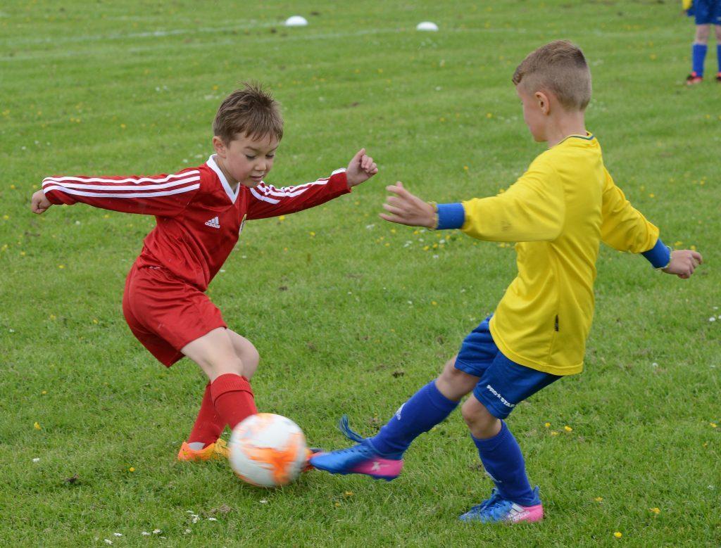 Football coaching kicks off again