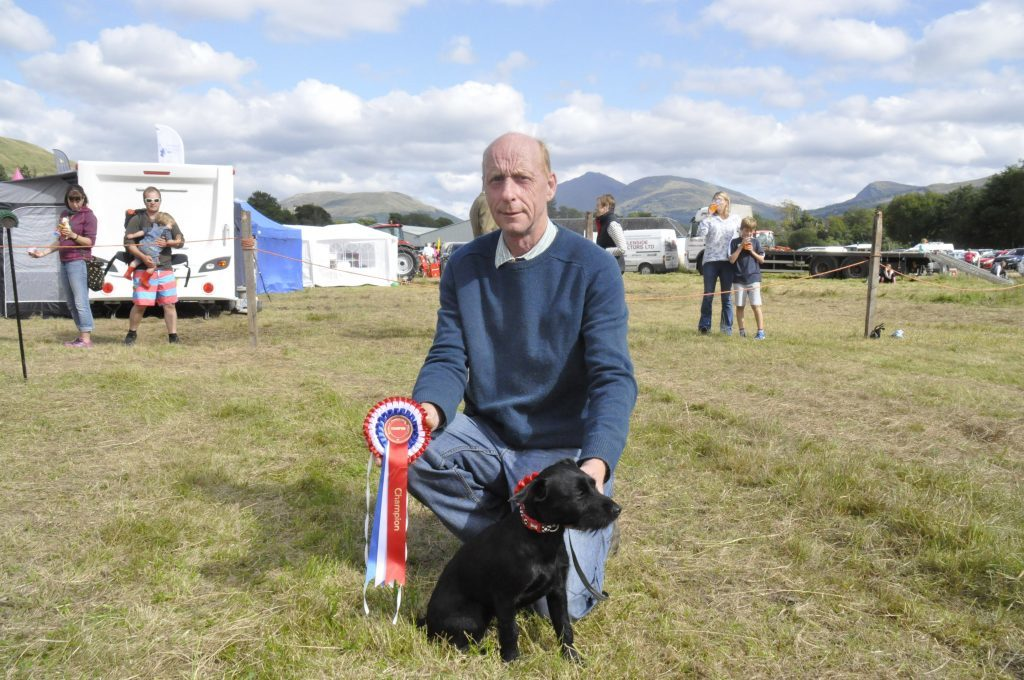 Successful day at the Dalmally Agricultural Show
