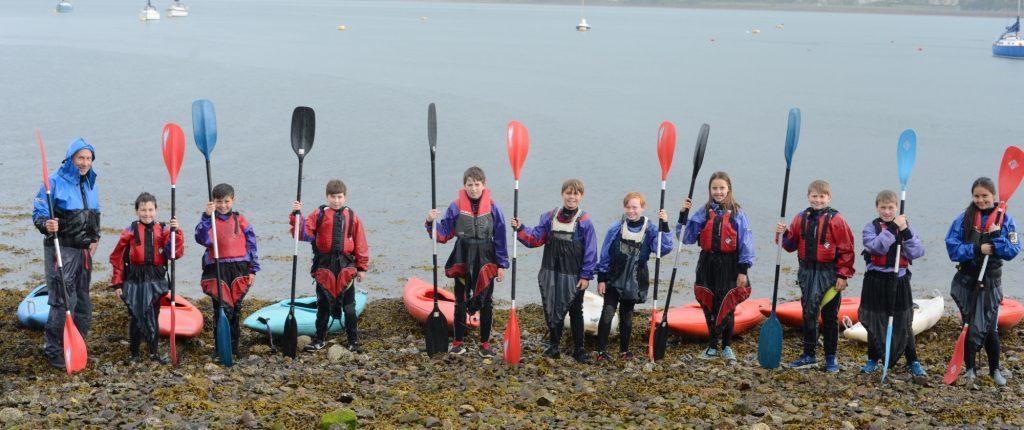 Kintyre canoeist in sports awards