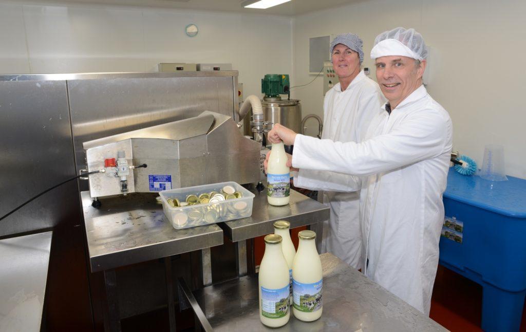 Island milk wins top UK industry award