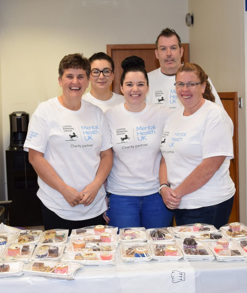 Campbeltown cashiers' cakes rise to charity challenge