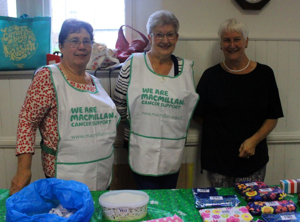Kintyre drinks up for world's biggest coffee morning