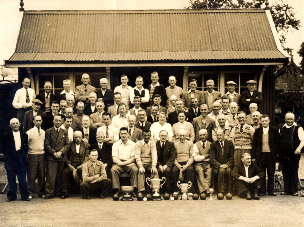 Argyll Bowling Club charity triples