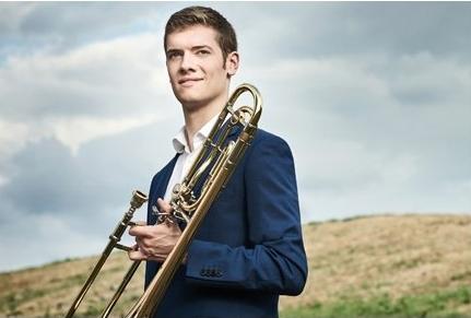 Terrific trombonist set to wow music club