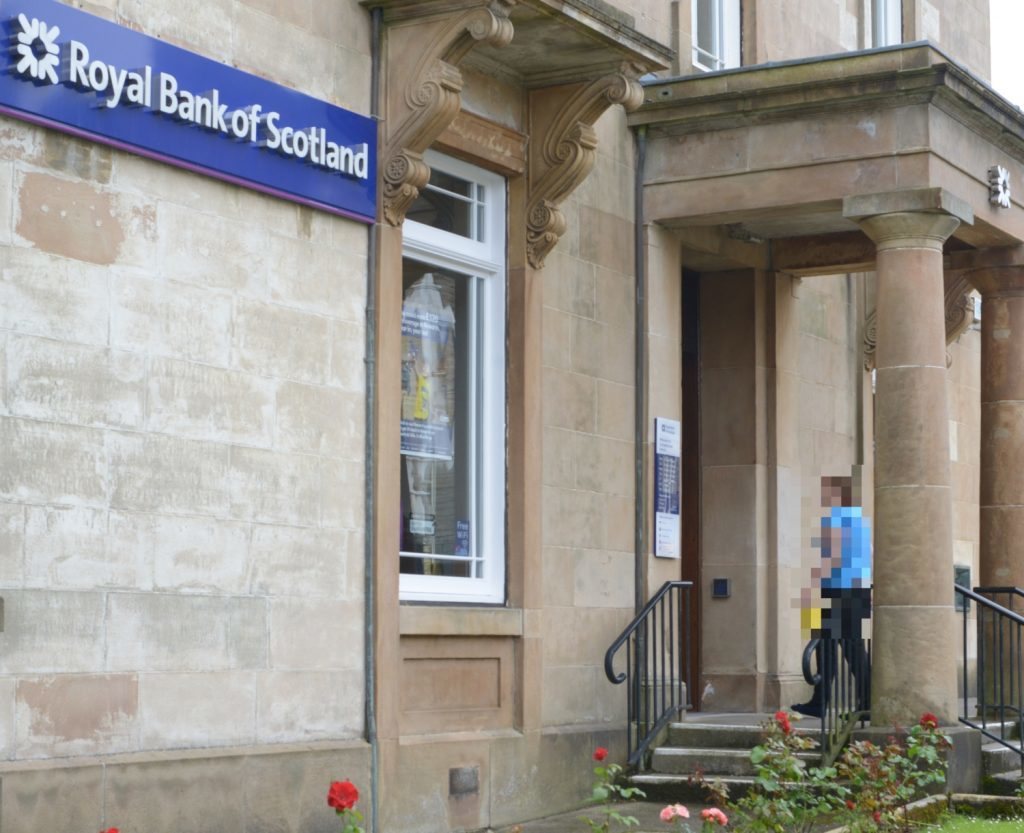 Banking jobs threatened by RBS closure