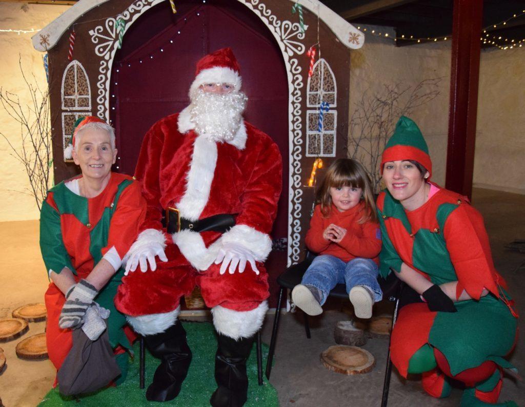 Campbeltown's Christmas market merriment
