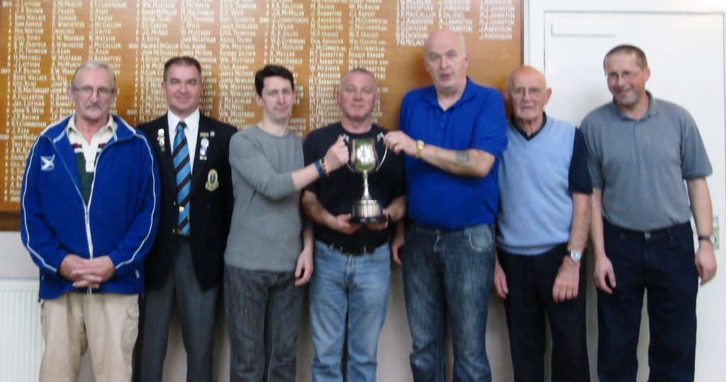 Dark nights see in first winter bowls competition
