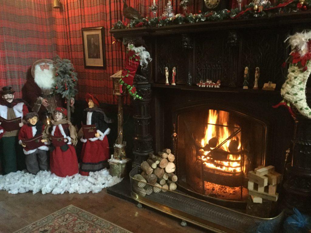 Christmas comes to Glenbarr