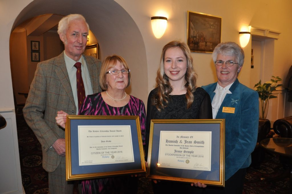 Letter: Rotary citizen of the year