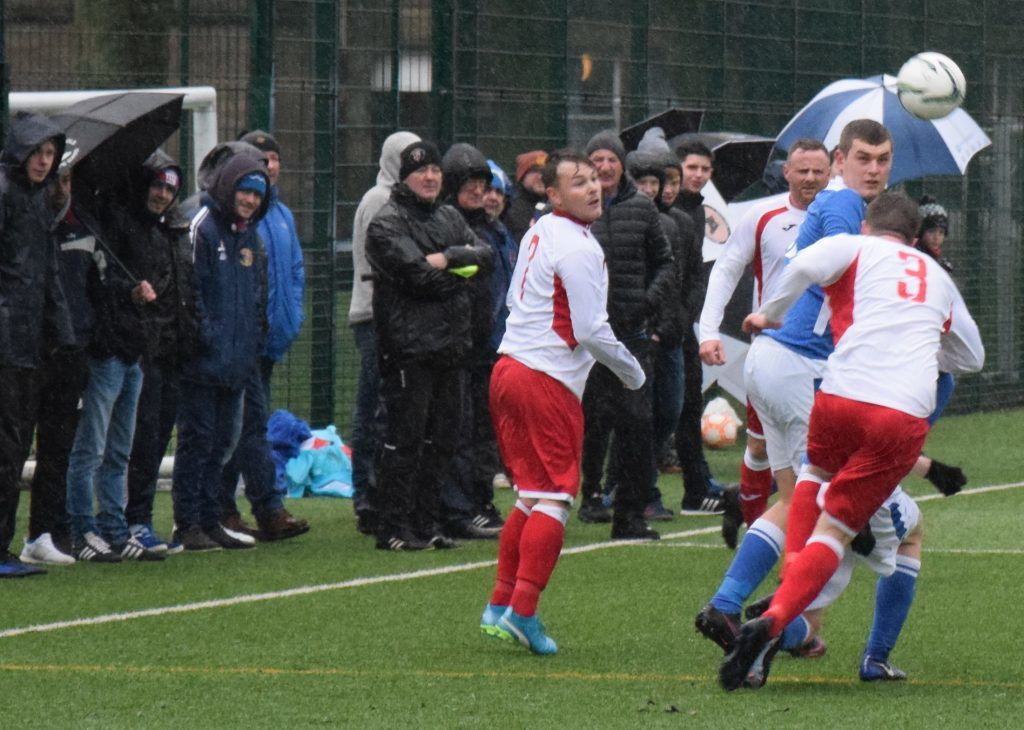 Atrocious weather winners Neilston nobbled the Pupils