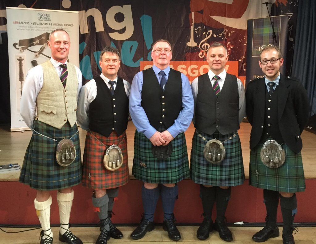 World's top pipers in 'musical tour de force'