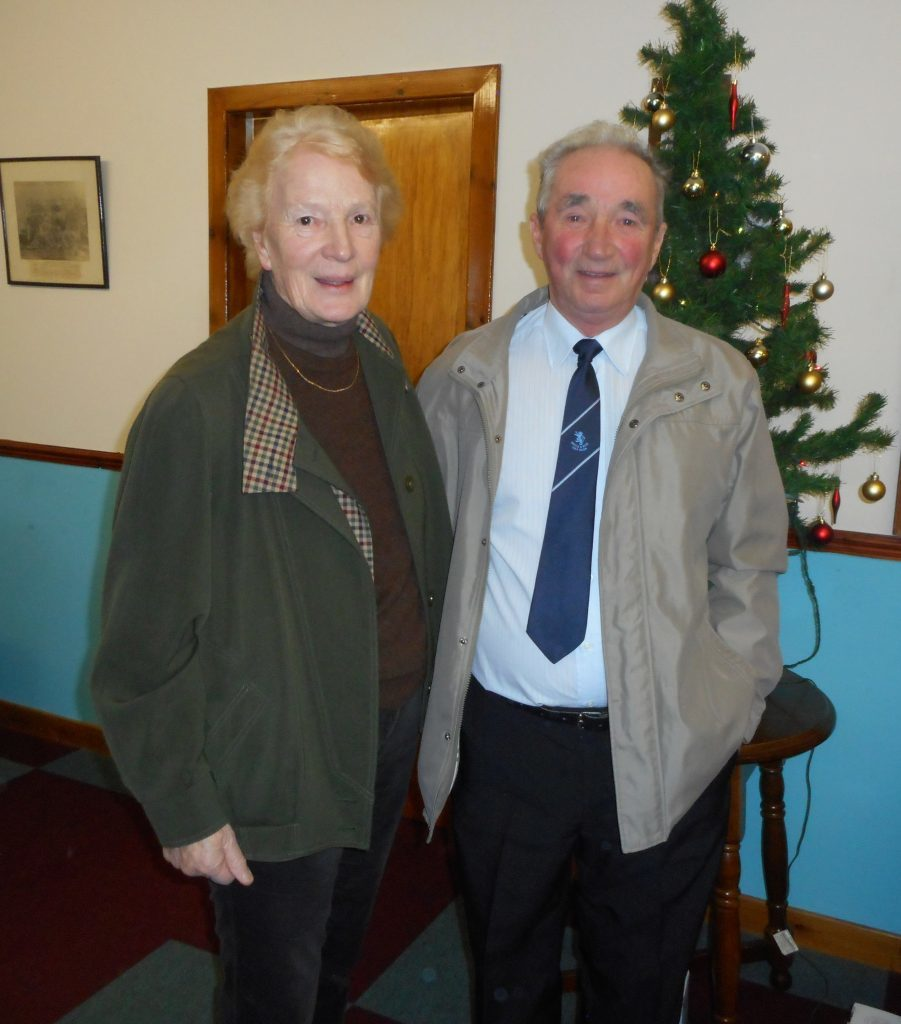 Pastures new for greenkeeper after 42 years