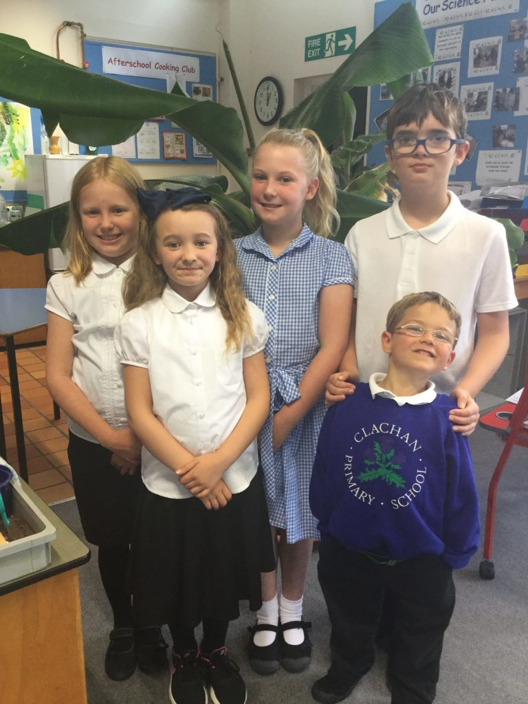 Revise Clachan Celtic connections at the primary