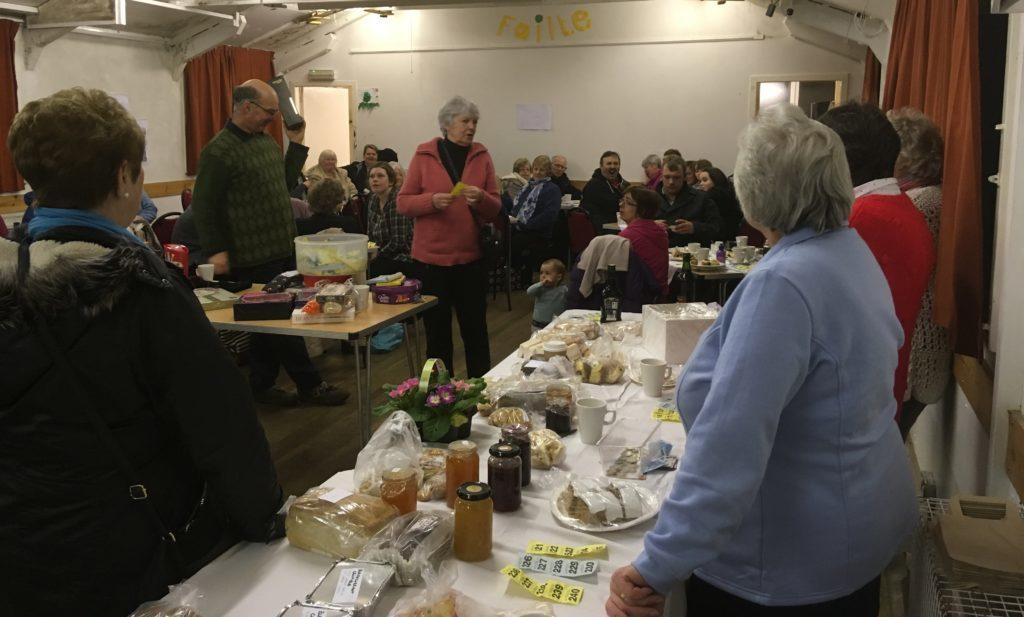 Clachan's Nancy Glen fund contribution