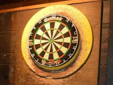 Burnside darts team league winners