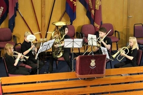 Campbeltown Brass: Scottish champions