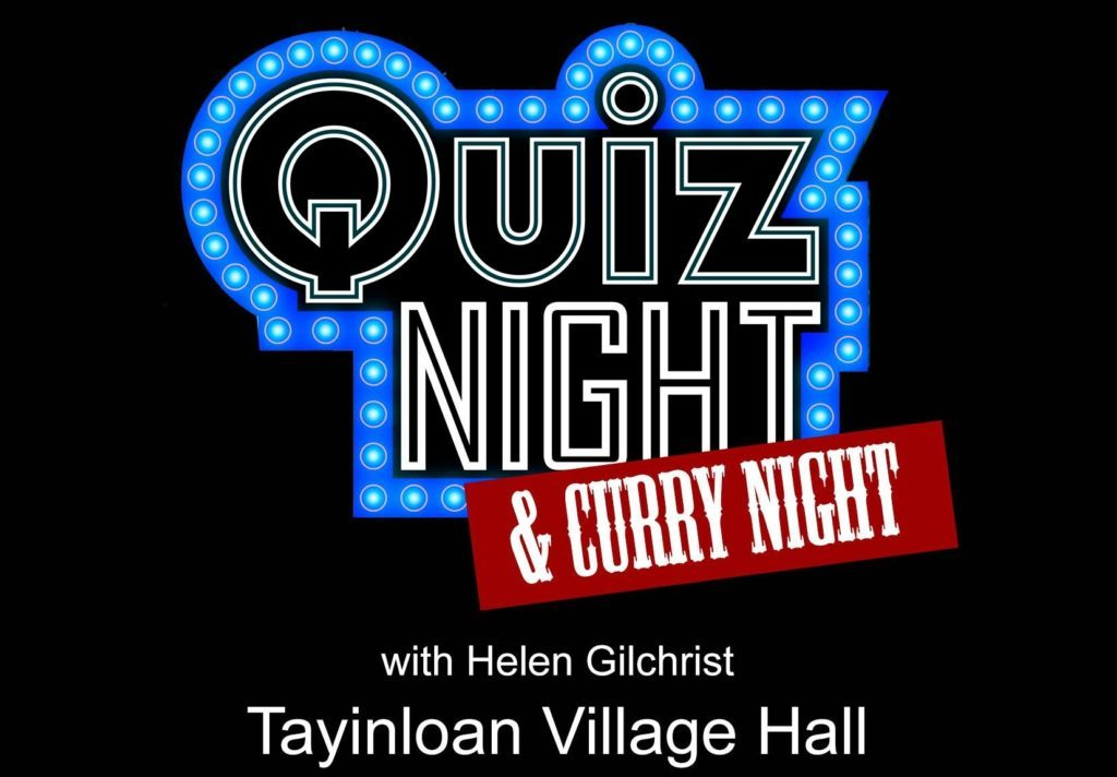 Quiz and curry cash to boost Nancy Glen fund