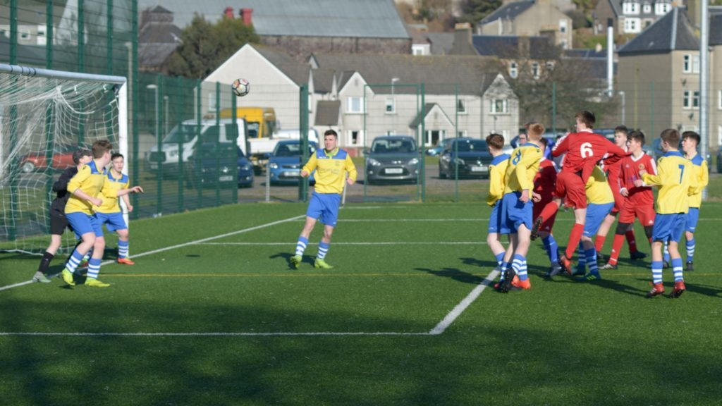 Pupils U16s are pipped at post in Argyll derby