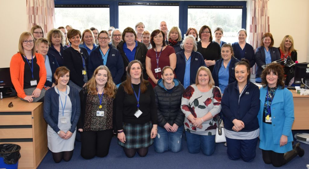 Kintyre's single point of access to health care services
