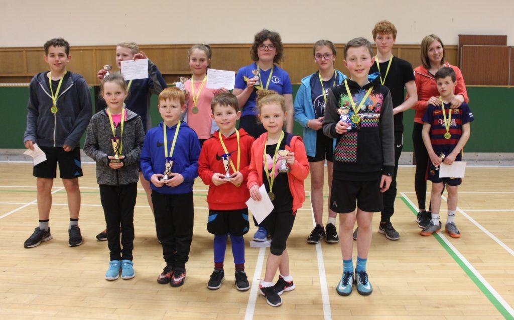 Atlantis hosts Argyll athletics final
