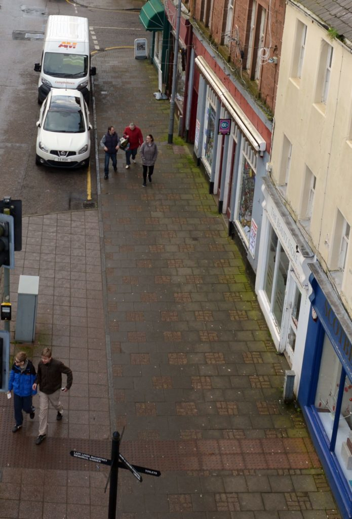 Letter: Campbeltown's spring clean