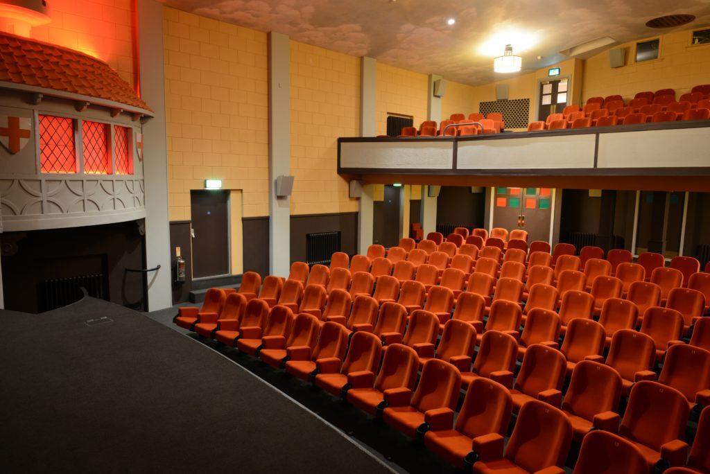 Cinema seat sponsors scorned