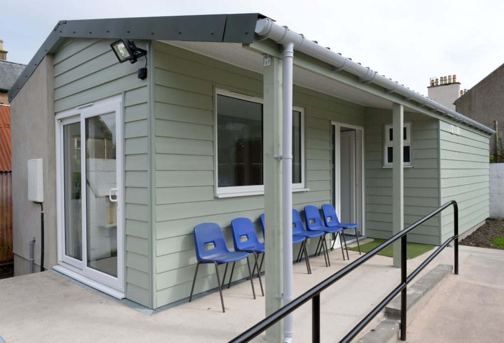 Ace opportunity to view new tennis clubhouse
