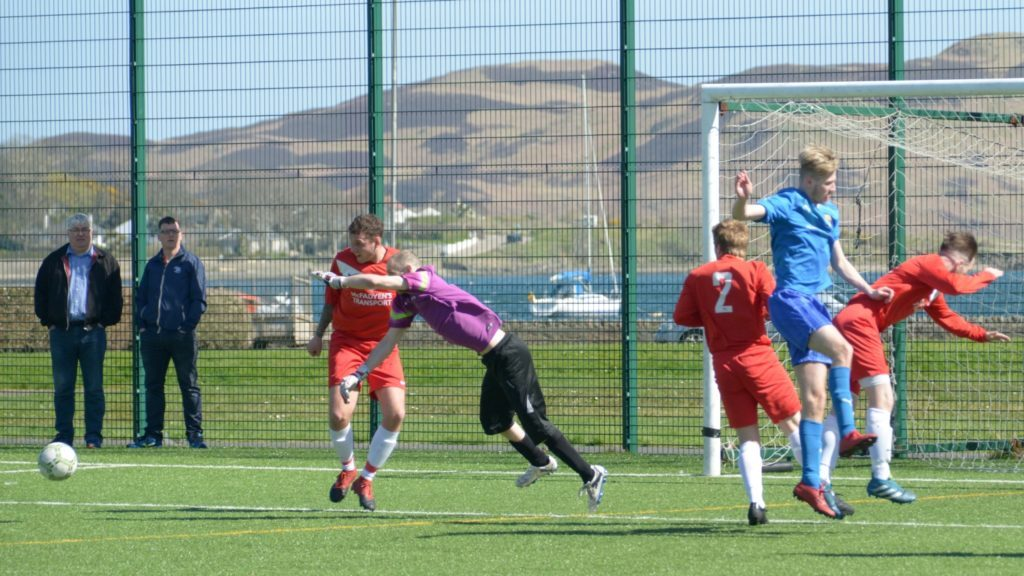 Erskine unable to bridge the gap to Carradale