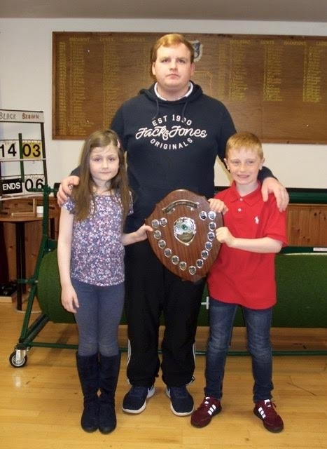 Bowling's young champions