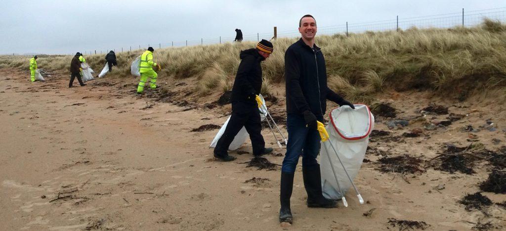Letter: Islay beach clean