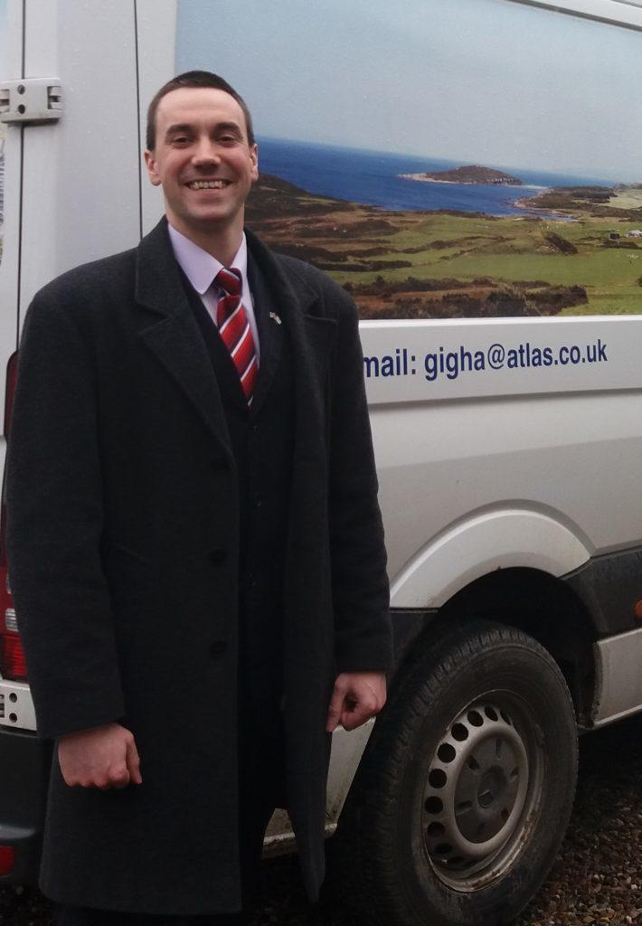Islay councillor's overseas trip to Gigha